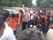 Subdit 6 Ranmor Ditreskrimum Polda Metro Jaya kembali mengungkap kasus penggelapan atau fidusia kendaraan roda empat - foto: Bob/Koranjuri.com