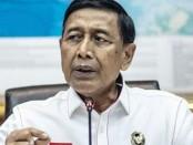 Menteri Koordinator Bidang Politik, Hukum, dan Keamanan (Polhukam) Wiranto - foto: Istimewa