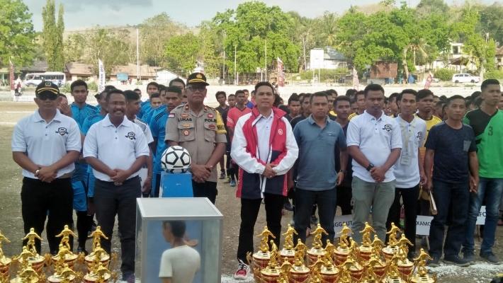 29 Tim Meriahkan Liga Desa Tingkat Rote Ndao 2019koranjuri Com