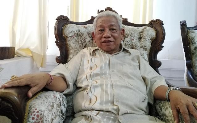 Ketua Yayasan IKIP PGRI Bali I Gusti Bagus Artha Negara - foto: Koranjuri.com