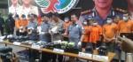 Sabu-sabu Seberat 68 kg Diamankan dari sindikat Lintas Pulau