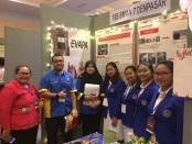 4 Ilmuwan muda SMA Negeri 7 Denpasar meraih penghargaan internasional di ajang The 6th International Young Inventors Awards (IYIA), dan The 2th World Invention Technology Expo (Wintex) ke-2 di Taman Mini Indonesia Indah (TMII) Jakarta - foto: Istimewa