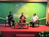 Diskusi 'ngudarasa'  usaha rumahan dan ekonomi digital - foto: Koranjuri.com
