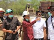 Inspeksi Gubernur Bali Wayan Koster ke TPA Suwung, Selasa, 29 Oktober 2019 - foto: Istimewa