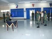 Pelaksanaan sertijab Kadisops dan Kadispers Lanud Adi Soemarmo di Grha Dirgantara Lanud Adi Soemarmo - foto: Istimewa