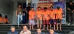 Gondol Truk di Sukabumi, 5 Tersangka Diamankan