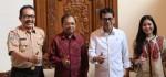 Bertemu Gubernur, Wishnutama: Bali Masih Jadi Poros Pariwisata Indonesia