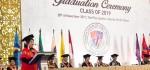 LSPR Tamatkan 1.080 Mahasiswa serta Bertranformasi Jadi Institut Komunikasi dan Bisnis
