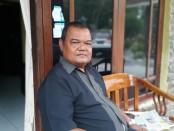 Gunawan, Kepala Desa Sumberejo, Purwodadi, bakal calon Wabup Purworejo dari PDIP - foto: Sujono/Koranjuri.com