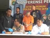 Polisi menangkap pembunuh Rieke Andrianti (43), perempuan yang ditemukan tewas di Rusun Griya Tipar, Cakung 5, Jakarta Timur - foto: Bob/Koranjuri.com
