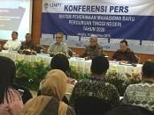 Kemendikbud meluncurkan Sistem Penerimaan Mahasiswa Baru Perguruan Tinggi Negeri (PTN) Tahun 2020 di Kantor Kemendikbud, Senayan, Jakarta,  Jumat (15/11/2019) - foto: Istimewa