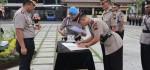 Lima Pejabat Utama Polres Purworejo Diganti