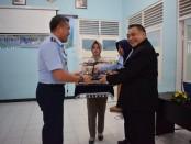Acara seremonial survei verifikasi di Lanud Adi Soemarmo, Surakarta - foto: Istimewa