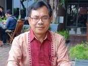 Ketua tim penelitian Pupuk Organik Cair Bio-Inokulum, Wayan Sunada - foto: Istimewa