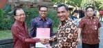 Pemprov Bali Hibahkan Mobil Operasional kepada KPU, BNN dan Polda