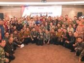 Foto bersama peserta dan para narasumber - foto: Istimewa