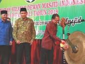 Gubernur Bali Wayan Koster membuka Musyawarah Wilayah Dewan Masjid Indonesia (DMI) Provinsi Bali, Sabtu, 14 Desember 2019 - foto: Istimewa