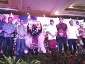 Gubernur Bali Wayan Koster membuka Rakornas Kebudayaan yang diselenggarakan oleh Ditjen Kebudayaan  Kemendikbud RI di Hotel Westin Nusa Dua, Bali, Rabu, 18-21 Desember 2019 - foto: Koranjuri.com