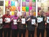 Launching sistem pembayaran non tunai dalam satu barcode QRIS di event Denpasar Festival 2019, Sabtu, 28 Desember 2019 - foto: Koranjuri.com