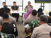 Rapat koordinasi teknis Jayakarta Loe Gue Run (JLGR) 2020 di Poskotis Kodam Jaya, Monas, Senin, 13 Januari 2020 - foto: Istimewa