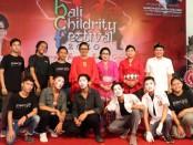 Bali Childrity Festival 2020 yang digelar di Wantilan Kertasabha, Sabtu, 18 Januari 2020 - foto: Istimewa