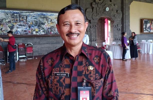 Kadispar Provinsi Bali I Putu Astawa - foto: Istimewa