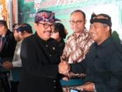Wagub Tjokorda Oka Artha Ardhana Sukawati menghadiri Forum pertemuan Tetra Helix yang diinisiasi oleh Politeknik Negeri Bali, Jumat, 17 Januari 2020 - foto: Istimewa