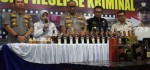 Mikol Impor Aspal Dijual Via WA, Polisi Amankan 3 Pelaku