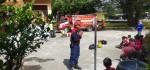 Semarak Inspirasi UNS Gelar Simulasi Pemadam Kebakaran