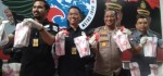Polisi Gagalkan Pasokan 38.400 Pil Happy Five untuk Pesta Valentine