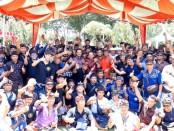Ratusan sopir taksi konvensional diundang Gubernur Bali Wayan Koster saat merilis berlakunya Pergub Nomor 2 Tahun 2020 tentang Pelayanan Angkutan pada Pangkalan di Kawasan Tertentu - foto: Istimewa