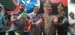 Ditresnarkoba Polda PMJ dan Bea Cukai Tegah Sabu-sabu Asal Malaysia