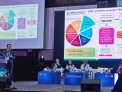 Direktur Utama BPJS Kesehatan, Fachmi Idris menjadi salah narasumber dalam forum Technical Seminar on Digitalization. New Forms of Work: Focussing on Occupational Risks, 18-20 Februari 2020 di Kuala Lumpur, Malaysia, Rabu (19/02/2020) - foto: Istimewa/Ryan Abdullah Putra