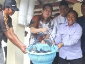 Slamet Soebjakto di Rumah Dinas Bupati Musi Rawas, Kamis (30/1/2020) - foto:
