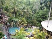 Wilayah Desa Saba, Gianyar yang dimanfaatkan sebagai destinasi wisata menarik untuk wisman maupun wisdom - foto: Ilustrasi/Koranjuri.com