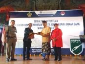Bank Indonesia Provinsi Bali melakukan  sosialisasi ketentuan usaha money changer di Ubud, Gianyar, Senin, 10 Februari 2020 - foto: Istimewa