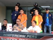 Pelaku fitnah dan pencemaran nama baik Rektor Universitas Negeri Manado diamankan - foto : Bob/Koranjuri.com