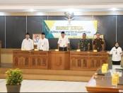 Suasana Rapat Kerja Baznas Kabupaten Purworejo tahun 2020, di Ruang Arahiwang Setda Purworejo, Rabu (26/2) - foto: Sujono/Koranjuri.com