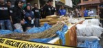 Barbuk Narkoba Senilai Rp 10 Milyar Dimusnahkan Polres Metro Jakbar