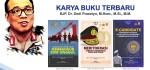 Karo Binkar SSDM Polri Rilis 3 Buku Ciptakan SDM Unggul
