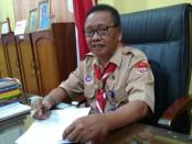 Ki Gandung Ngadina, SPd, MPd, Ketua MKKS SMK Kabupaten Purworejo - foto: Sujono/Koranjuri.com