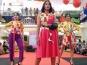 Colourful, road to final Pemilihan Peragawan Peragawati Foto Model terbaik Top Model Indonesia Bali 2020 - foto: Koranjuri.com