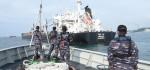 Angkatan Laut RI Gagalkan Penyelundupan 32 Ribu Ton Baja Batangan