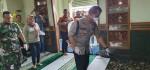Masjid di Bekasi Disemprot Disinfektan Sebelum Shalat Jumat