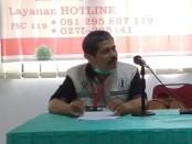 dr Darus, Juru bicara Gugus Tugas Percepatan Penanganan (GTPP) Corona (Covid19) Kabupaten Purworejo - foto: Sujono/Koranjuri.com
