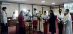 782 PNS Pemprov Bali Dilantik Melalui Teleconference