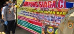 Melawan Wabah, Kapolres Purworejo Canangkan Kampung Siaga Covid-19