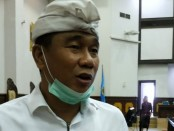 Ketua Fraksi PDIP DPRD Gianyar, I Ketut Sudarsana - foto: Catur/Koranjuri.com