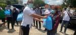 Gencar Pembagian Sembako di Jakarta untuk Warga Terdampak Covid-19