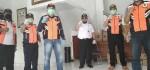 Pengemudi AKDP dan Ojek Pangkalan di  Terminal Ubung Dipasok Sembako
